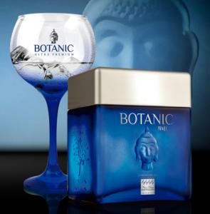 Ginebra Botanic Ultra Premium en Bodecall