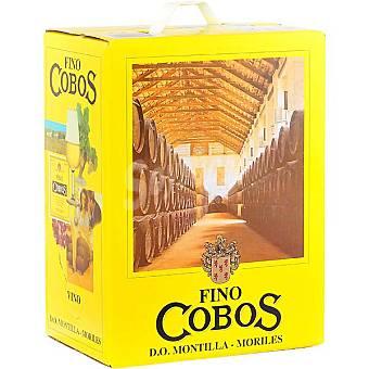 Fino Cobos BainBox de 15 litros en Bodecall