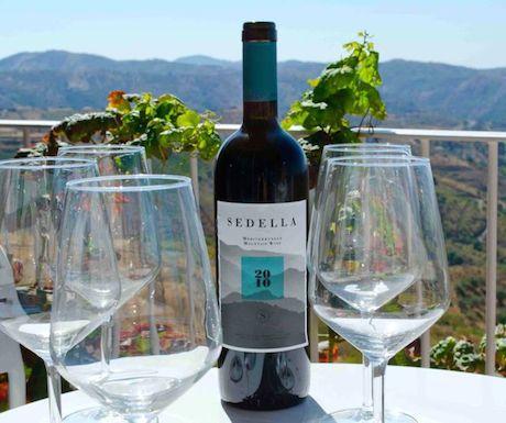 Sedella Mediterranean Mountain Wine en Bodecall
