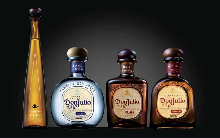 Tequila Don Julio en Bodecall