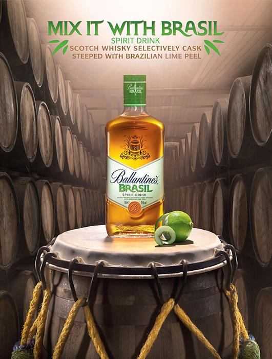 Ballantine's Brasil en Bodecall