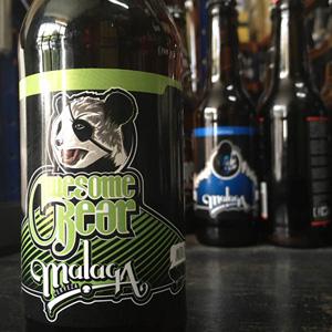 Awesome Bear_Cervezas Malaqa_Bodecall
