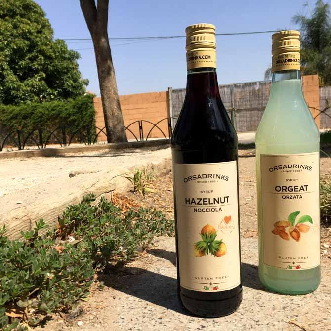 Nuevas botellas siropes ODK