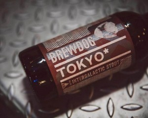 Brewdog Tokyo - Imperial Stout Intergaláctica