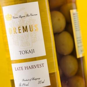 Oremus Tokaji Late Harvest