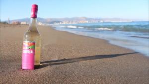 Vino dulce natural Cartojal, el vino de la feria de Málaga