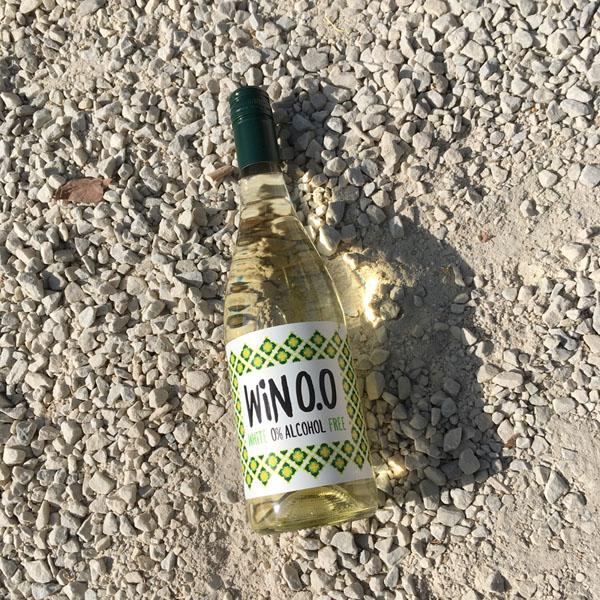 Win 0.0 White Sin Alcohol Verdejo de Grupo Matarromera