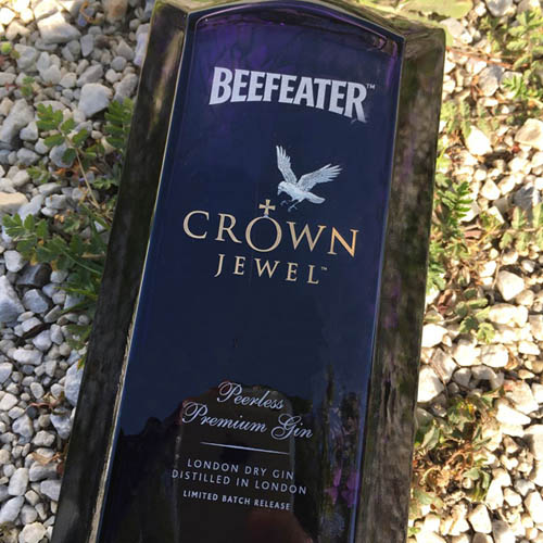 Ginebra Beefeater Crown Jewel