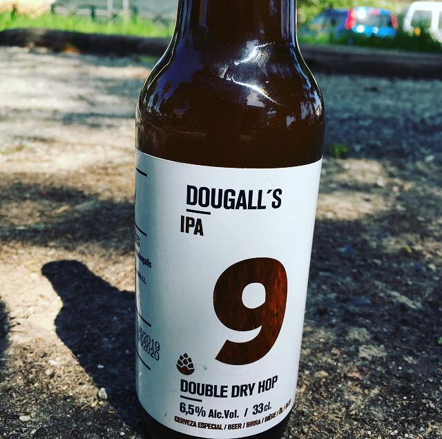 Dougalls IPA 9 Double Dry Hop