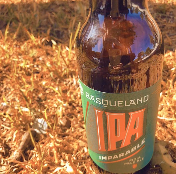 Basqueland Brewing Project Imparable IPA