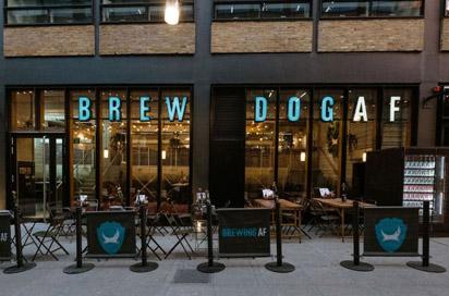 Brewdog AF, el primer bar sin alcohol del mundo