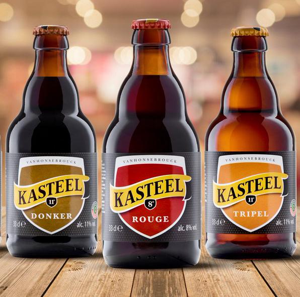 Cervezas Kasteel