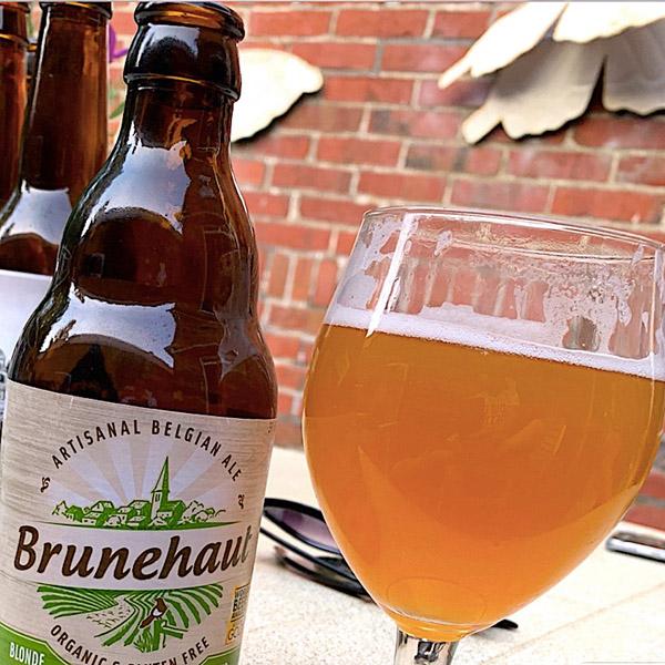 Cerveza Ecológica Sin Gluten Brunehaut