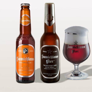 Samichlaus Classic y Samichlaus  Barrique