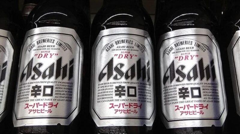 Asahi Super Dry, cerveza de Japón