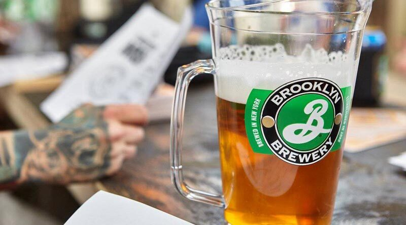 Brooklyn Brewery, cerveza artesana de USA