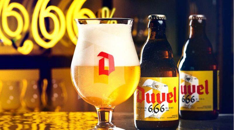 Duvel 6'66%, cerveza belga de Duvel Moortgat
