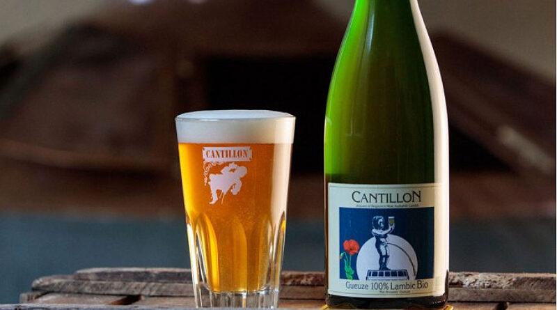 Cantillon Gueuze Lambic Bio