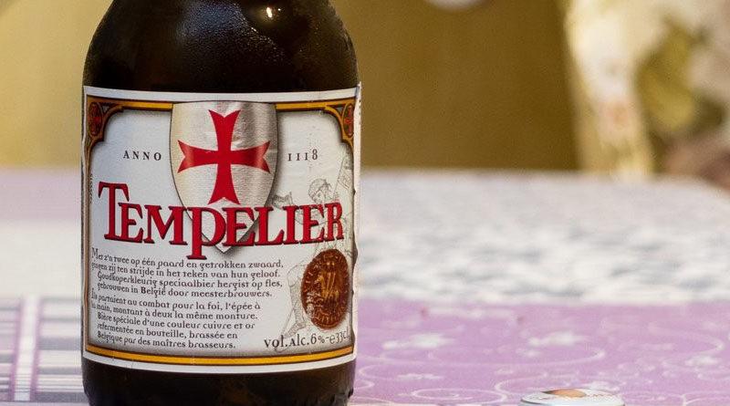 Cerveza belga Consendork Tempelier