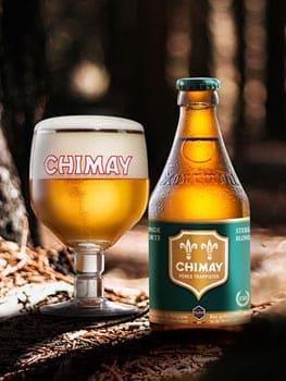 Chimay Verde Cerveza Belga Trapense