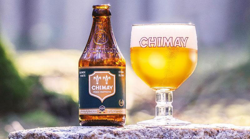 Cerveza Belga Chimay Green