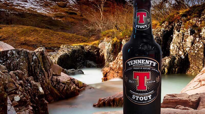 Tennent's Stout, cerveza escocesa