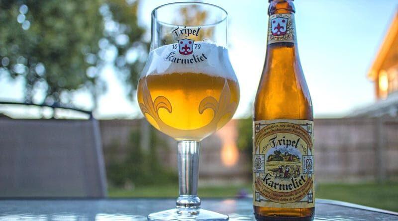 Tripel Karmeliet de Brouwerij Bosteels