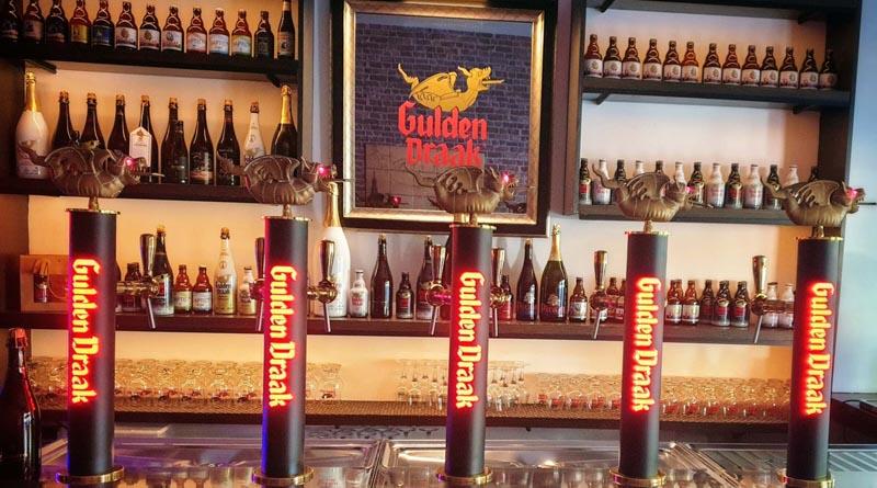 Gulden Draak Bierhaus Mallorca