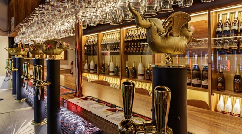 Gulden Draak Bierhaus Oporto