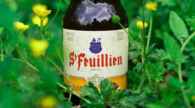 Cerveza de Abadía St Feuillien Blonde