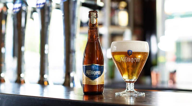 Cerveza de Abadía Affligem Blonde