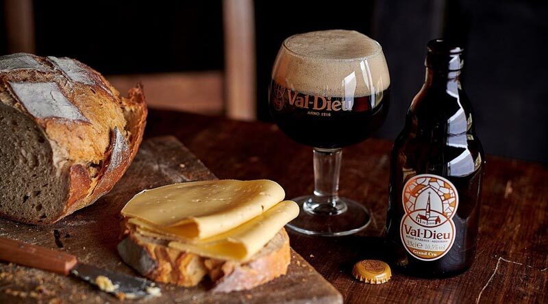 Cerveza de abadía Val Dieu Grand Cru