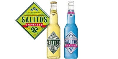 Salitos Beer, Salitos Tequila & Salitos Blue