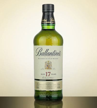Ballantine's 17 Year Old en Bodecall