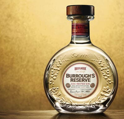 Gin Beefeater Burrough's Reserve en Bodecall