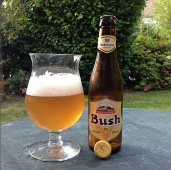 Bush Blond Ale en Bodecall