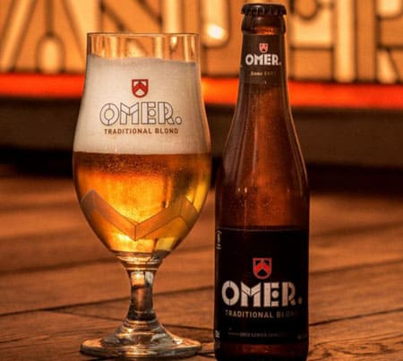 Omer Traditional Blond en Bodecall