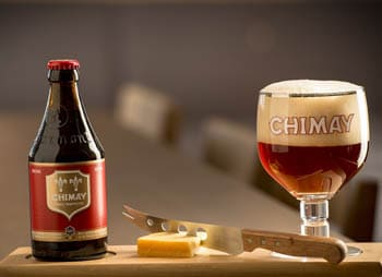 Chimay Roja en Bodecall