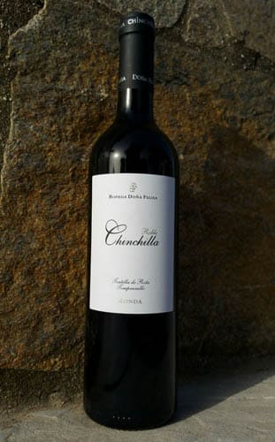 Chinchilla Roble en Bodecall