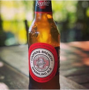 Coopers Sparkling Ale en Bodecall