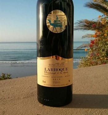 Domaine Larroque Merlot Syrah in Bodecall