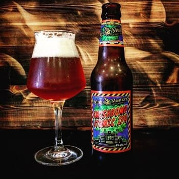 Flying Monkeys Smashbomb Atomic IPA en Bodecall