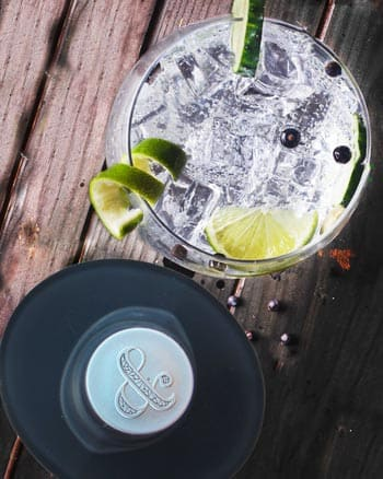 Gin Ampersand en Bodecall