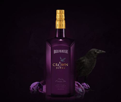 Gin Beefeater Crown Jewel en Bodecall