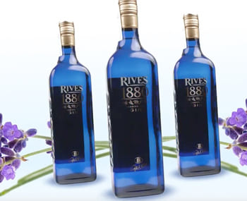 Gin Rives 1880 en Bodecall