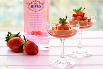 Gin Rives Pink en Bodecall