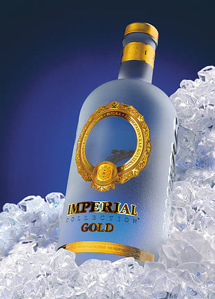 Imperial Gold Vodka en Bodecall