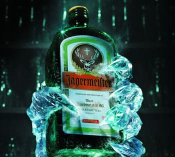 Licor Jagermeister en Bodecall