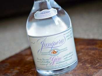 Junipero London Dry Gin en Bodecall