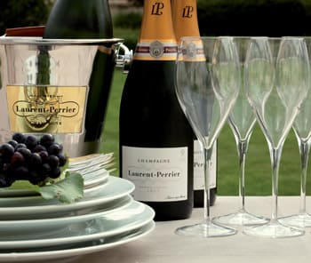 Laurent Perrier Brut en Bodecall